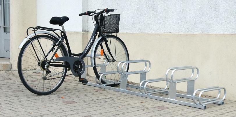 Aparcabicicletas y soportes para bicicletas - Anclaje para bicicletas ...